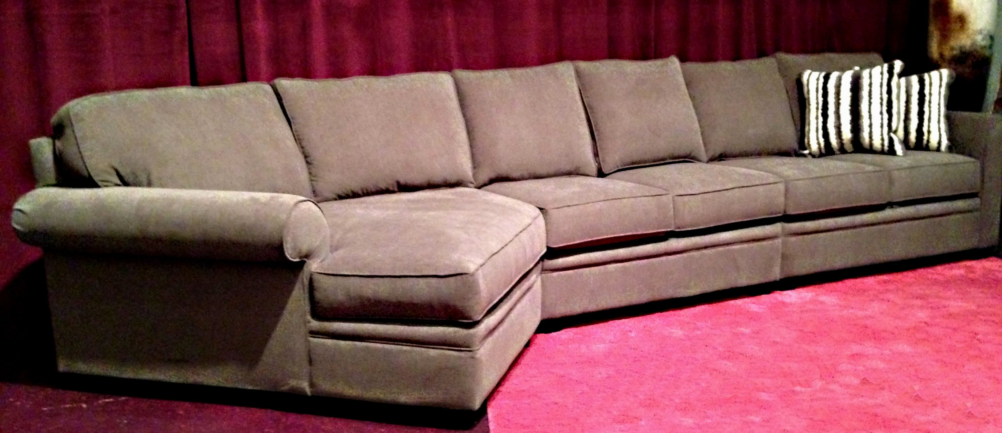 amazing sectional sofa with sleeper design-Modern Sectional sofa with Sleeper Concept