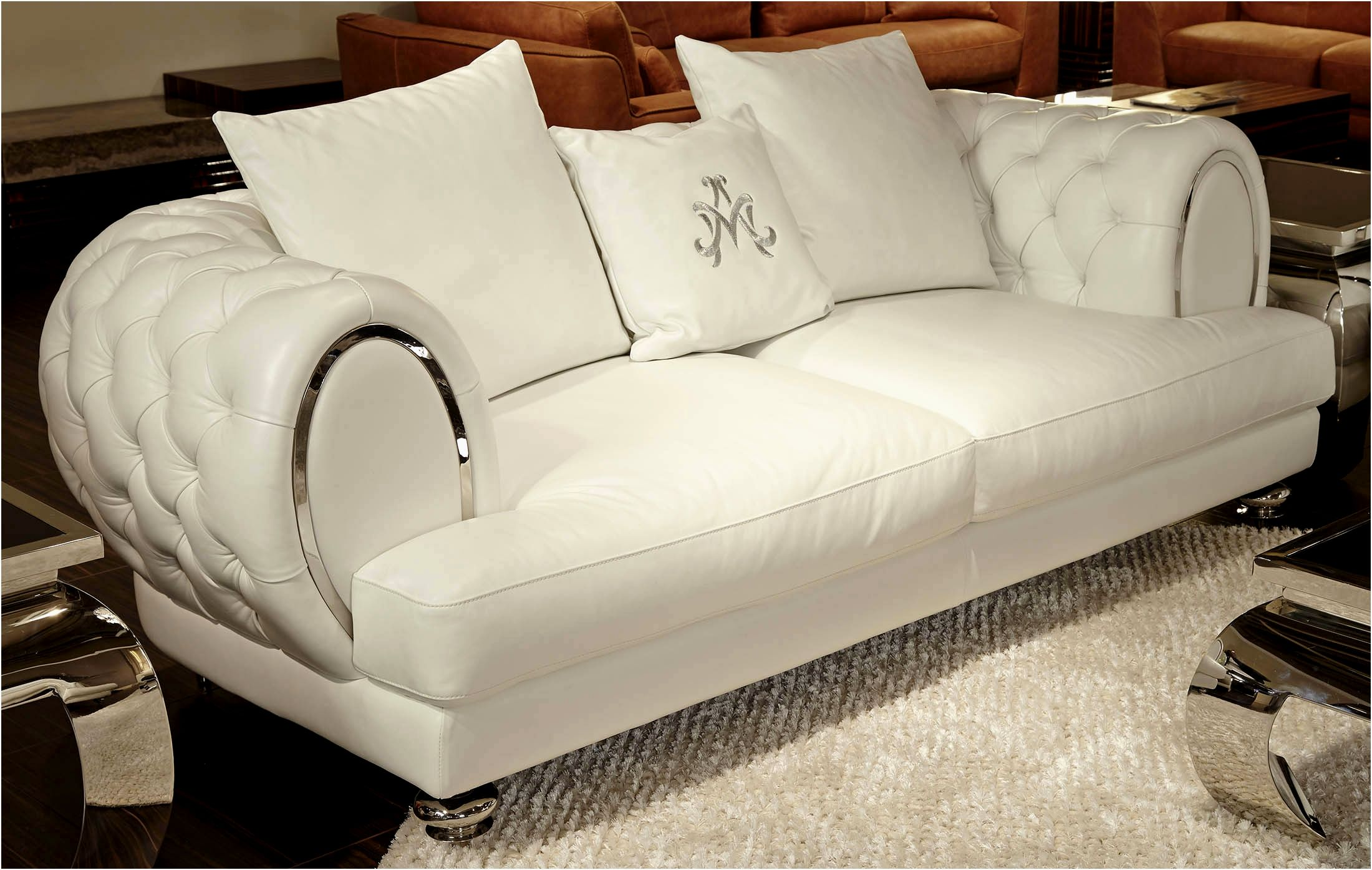 amazing tufted chesterfield sofa online-Cute Tufted Chesterfield sofa Collection