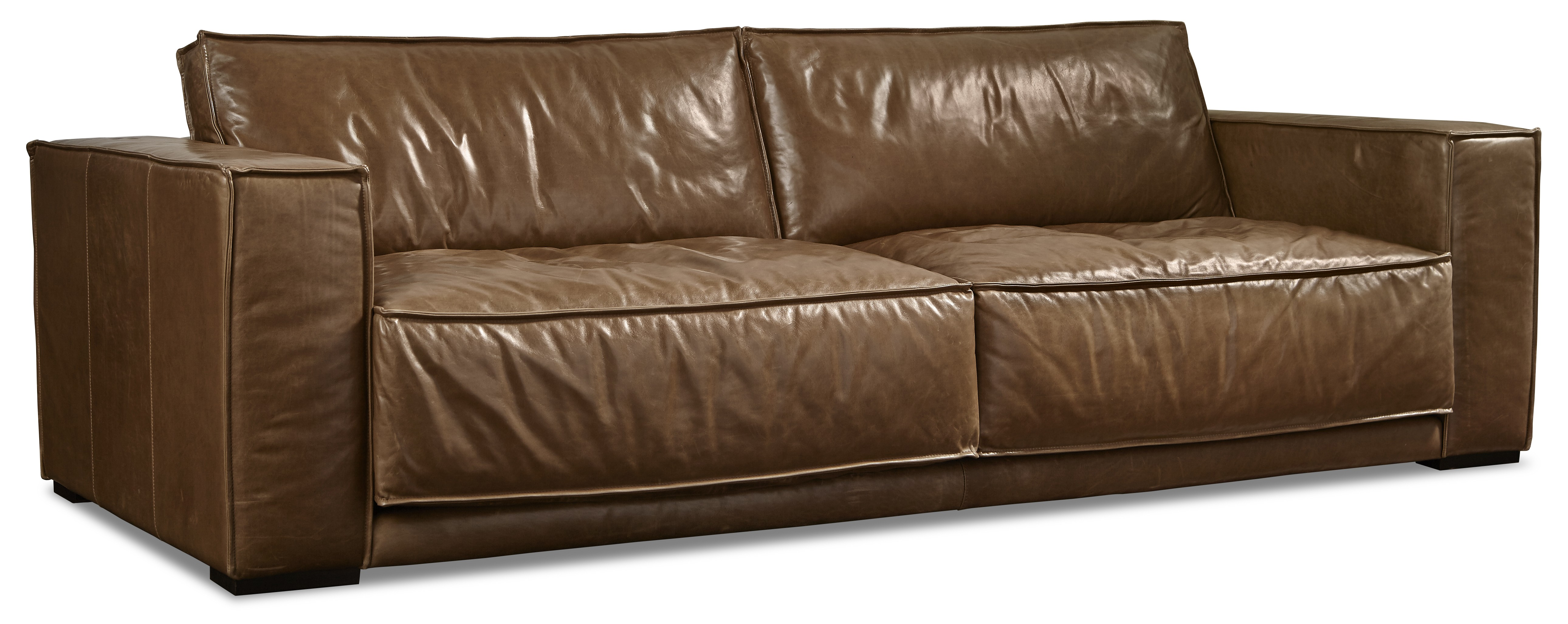 American Leather sofa top Stanton sofa by American Leather Collection