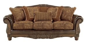 Antique sofa Set Best Of ashley Furniture Fresco Durablend Antique sofa Construction