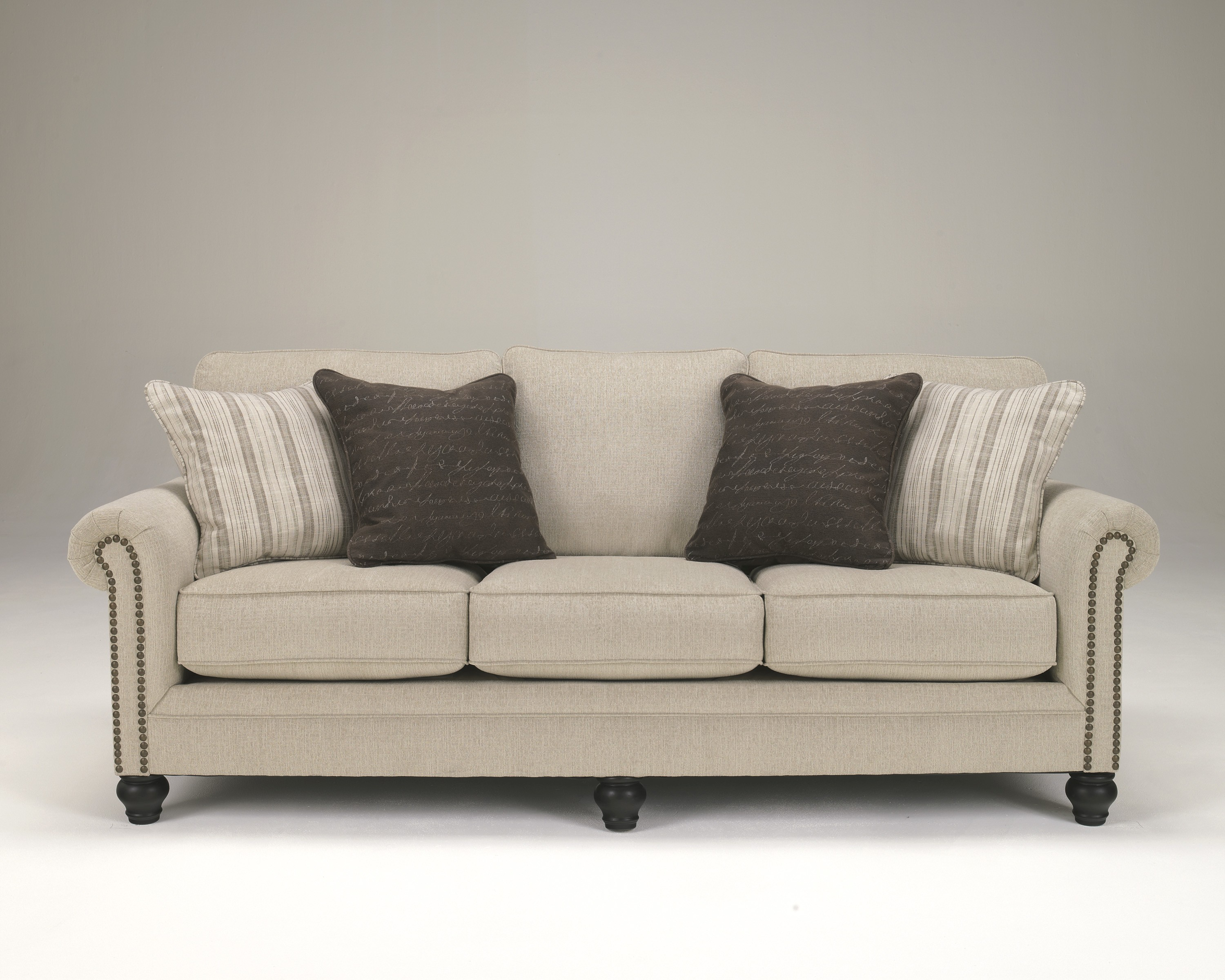 Ashley Sleeper sofa Elegant ashley Milari Linen Sleeper sofa Dream Rooms Furniture Picture