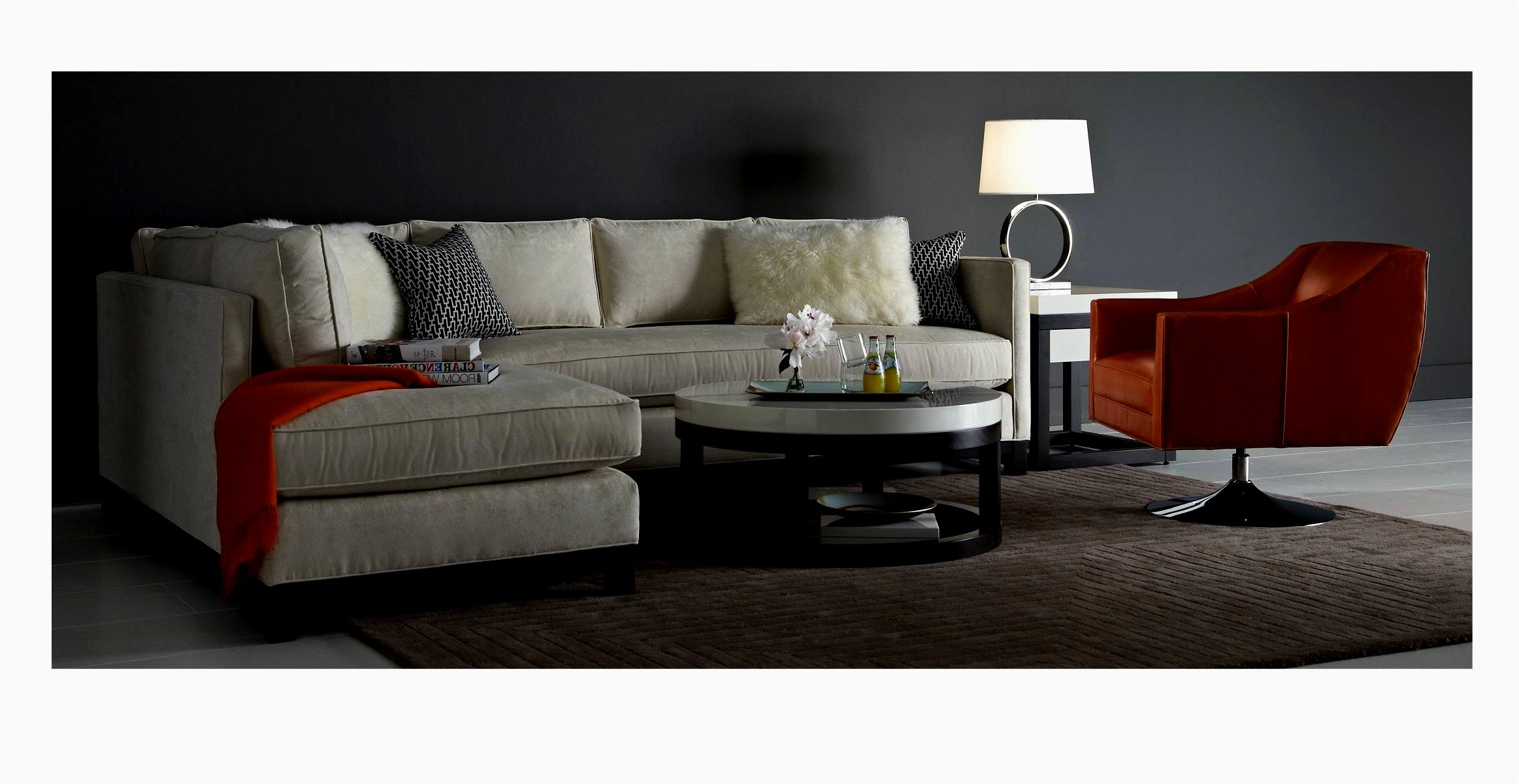awesome mitchell gold sofa ideas-Sensational Mitchell Gold sofa Photograph