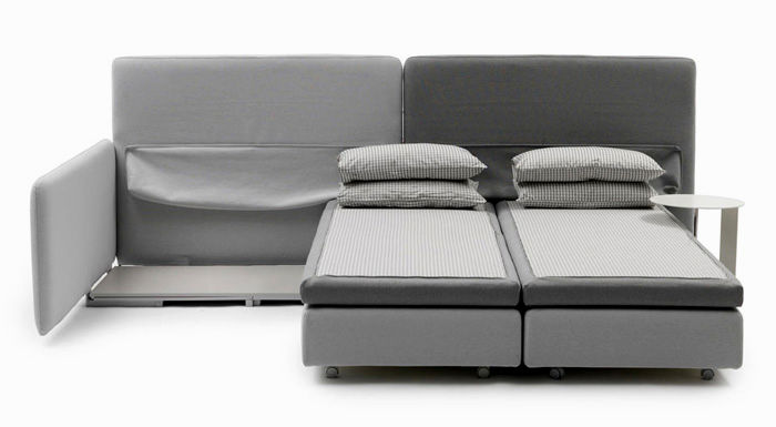 awesome sleeper sectional sofa architecture-Modern Sleeper Sectional sofa Plan