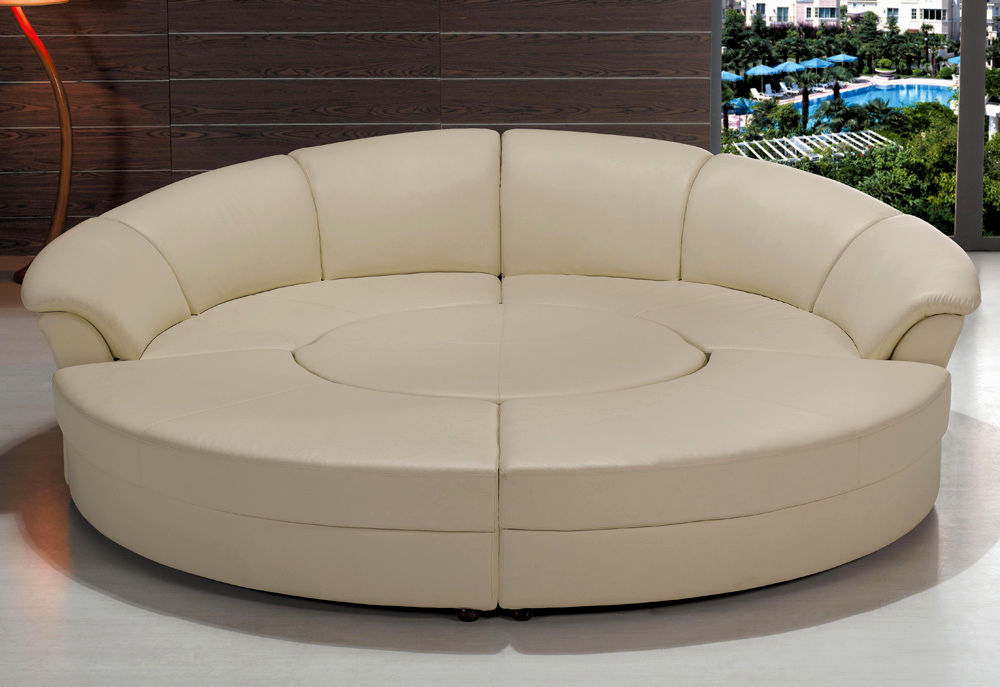 beautiful circle sectional sofa picture-Fascinating Circle Sectional sofa Image