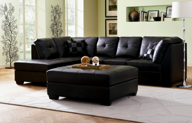 beautiful faux leather sectional sofa pattern-Modern Faux Leather Sectional sofa Architecture