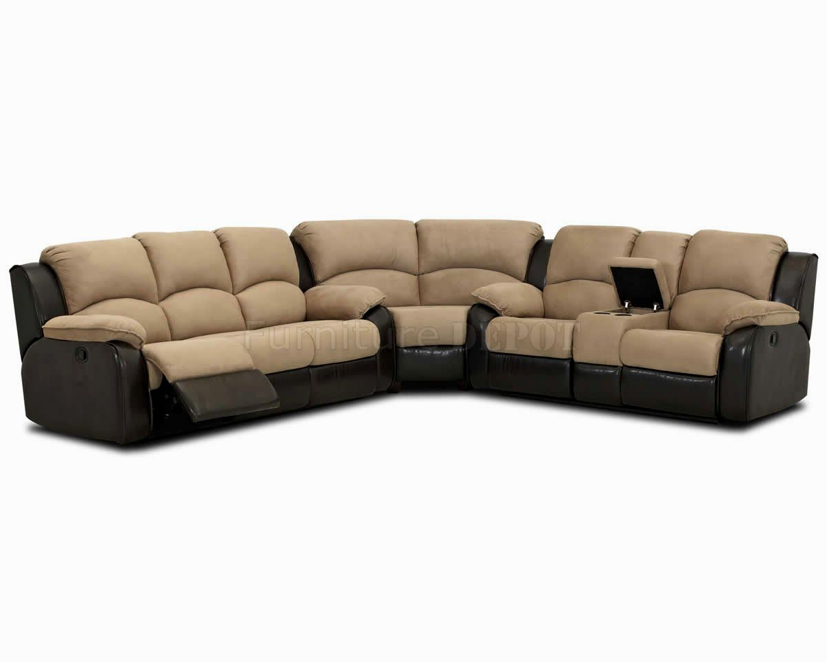 beautiful reclining sectional sofas architecture-Finest Reclining Sectional sofas Layout