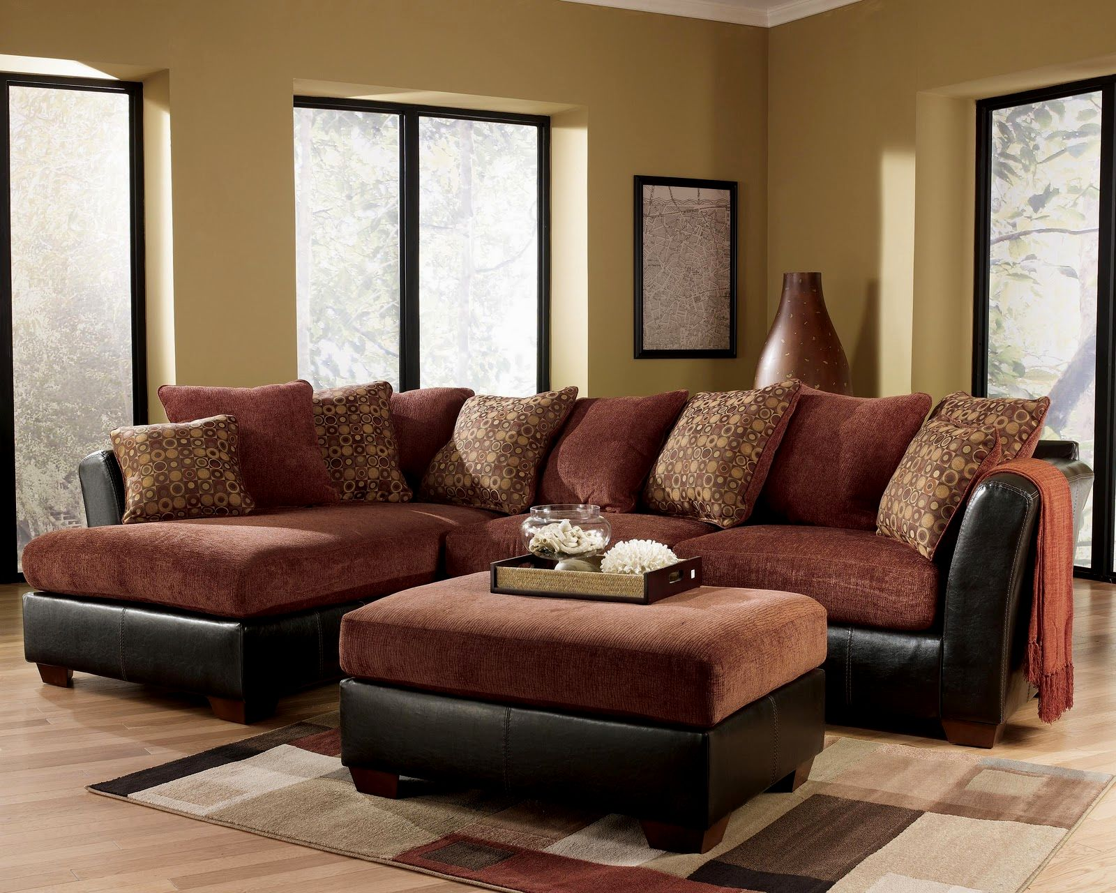 beautiful sectional sofa with recliner design-Excellent Sectional sofa with Recliner Picture
