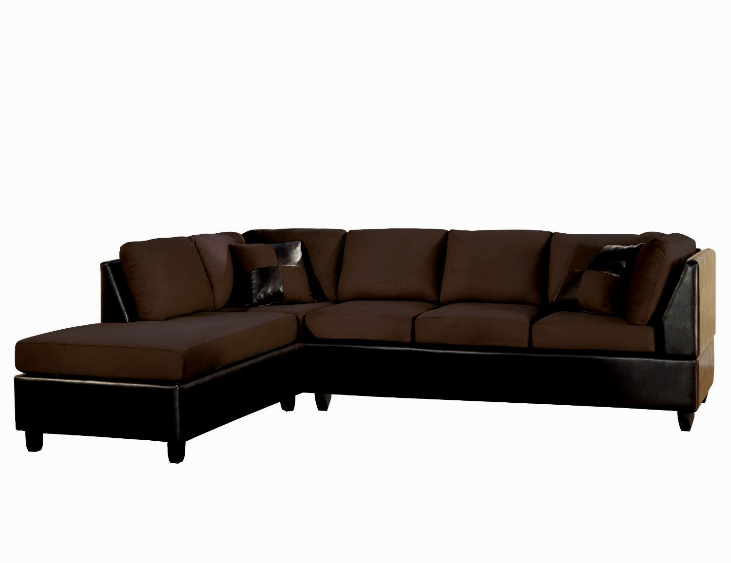 Fancy Small Sectional Sofa With Recliner Photo Modern