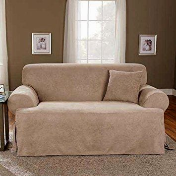 beautiful t-cushion sofa slipcover portrait-Finest T-cushion sofa Slipcover Decoration