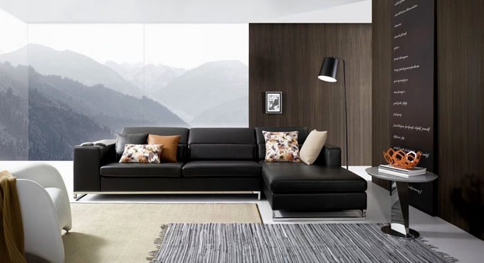 beautiful u shaped sectional sofa with chaise collection-Unique U Shaped Sectional sofa with Chaise Image