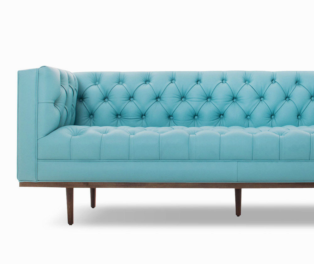 best of teal tufted sofa picture-Stunning Teal Tufted sofa Portrait