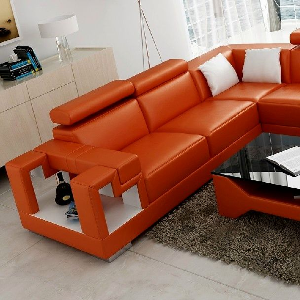 best orange leather sofa construction-Best Of orange Leather sofa Inspiration