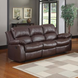 Brown Leather Reclining sofa Fresh Amazon Bonded Leather Double Recliner sofa Living Room Architecture