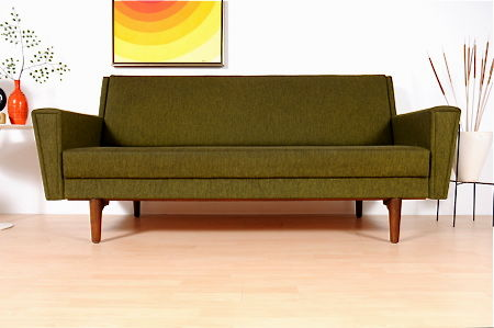 contemporary mid century sleeper sofa portrait-Cool Mid Century Sleeper sofa Image