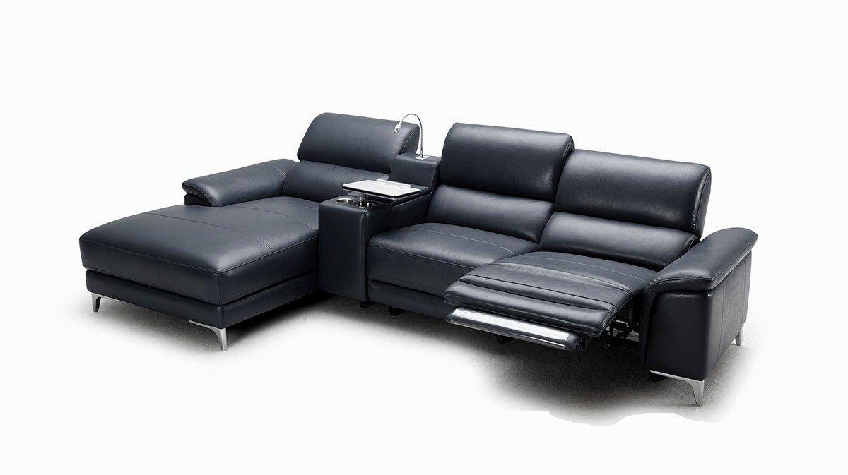 contemporary modern reclining sofa picture-Beautiful Modern Reclining sofa Pattern