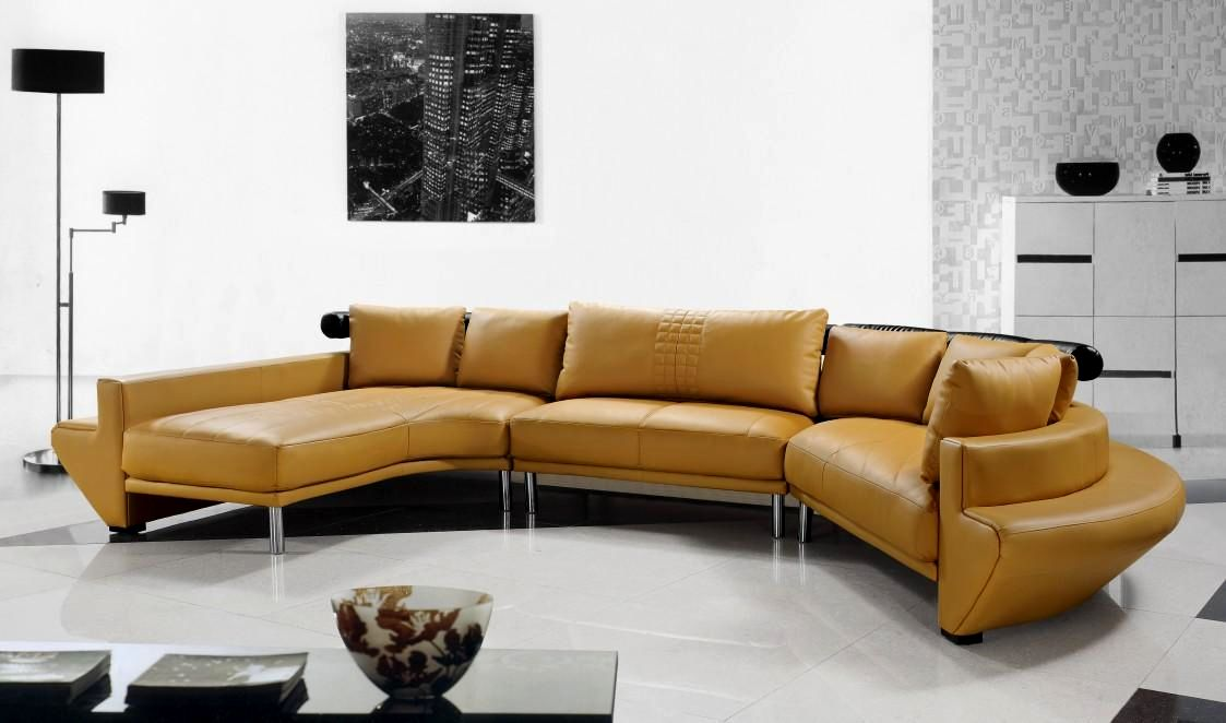 contemporary sectional leather sofas concept-Unique Sectional Leather sofas Decoration