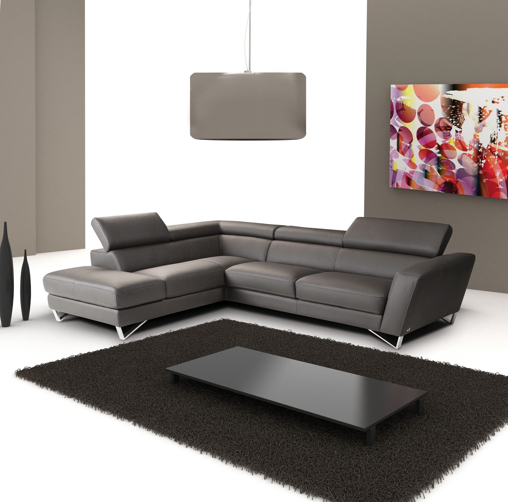 Contemporary Sofa Sectionals Best Cool Sectional Sofas Collection