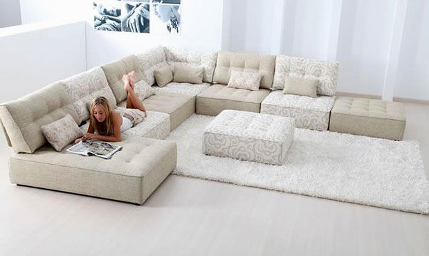 contemporary u shaped sectional sofa with chaise plan-Unique U Shaped Sectional sofa with Chaise Image