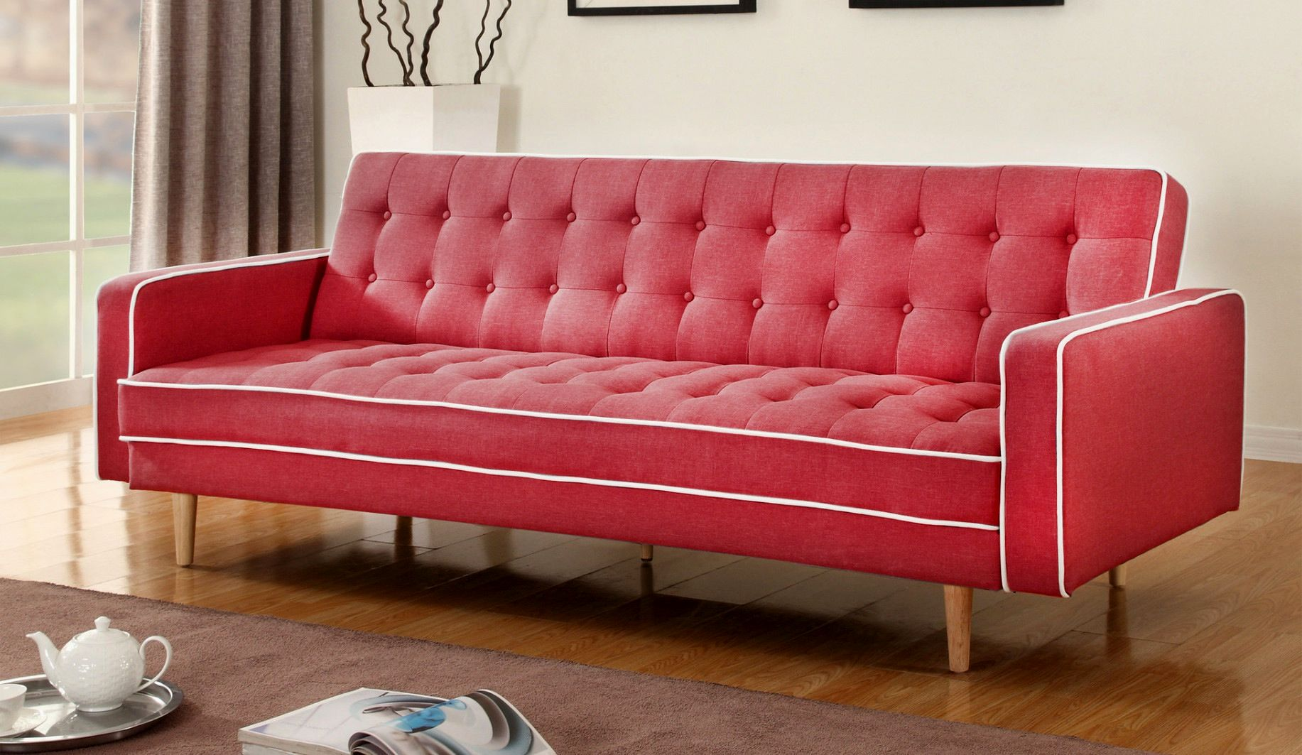 cool mid century sleeper sofa online-Cool Mid Century Sleeper sofa Image