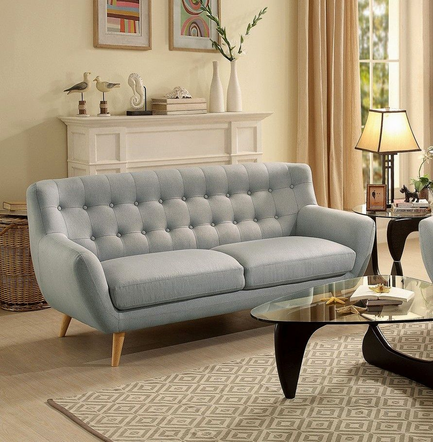 cool tufted leather sofa gallery-Terrific Tufted Leather sofa Photograph