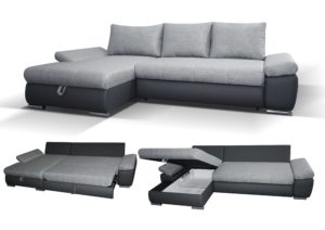 Corner sofa Bed New Birmingham Furniture Cjcfurniture Corner sofa Beds Image