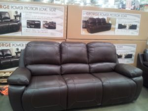 Costco Leather sofa Amazing Guest Post Looking for Reviews Synergy Georgeather Power Ideas