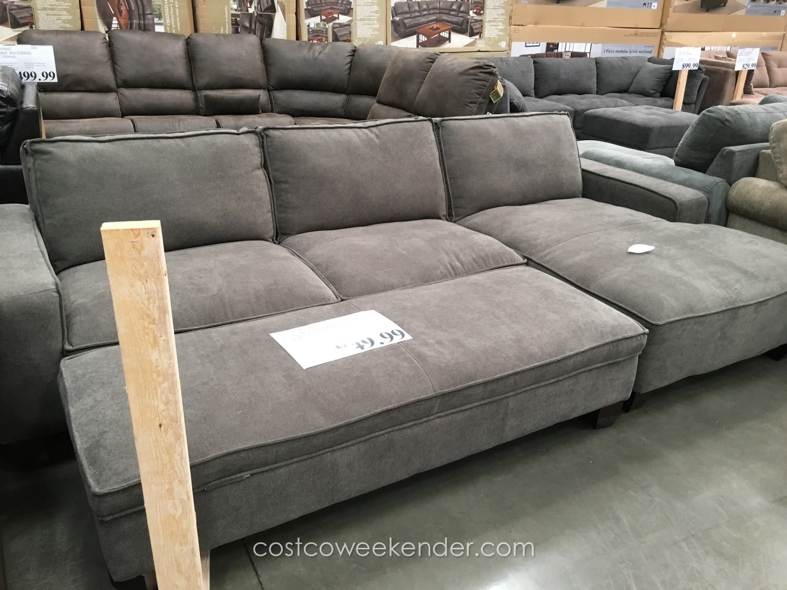 Costco Sleeper sofa Amazing Sectional sofa Design Costco Sectional sofas Best Ever Leather Construction