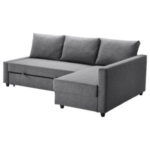 Couch sofa Bed Fresh Friheten Corner sofa Bed with Storage Skiftebo Dark Gray Ikea Portrait
