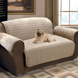 Cover for sofa New Faux Suede Pet Furniture Covers for sofas Loveseats and Chairs Picture
