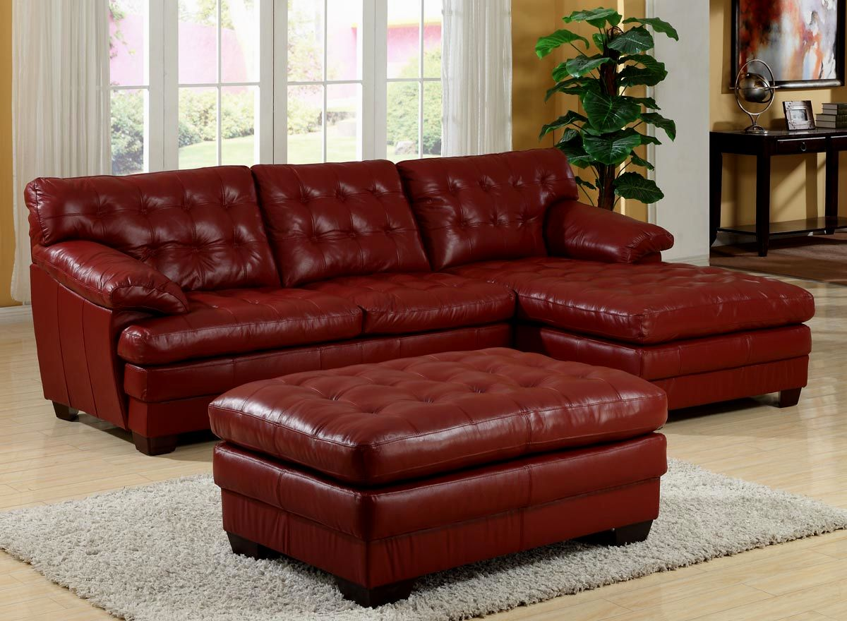 cute u shaped sectional sofa with chaise image-Unique U Shaped Sectional sofa with Chaise Image