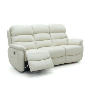 Electric Recliner sofa Stunning Glasswells Girona 3 Seater Electric Recliner sofa Leather sofas Plan