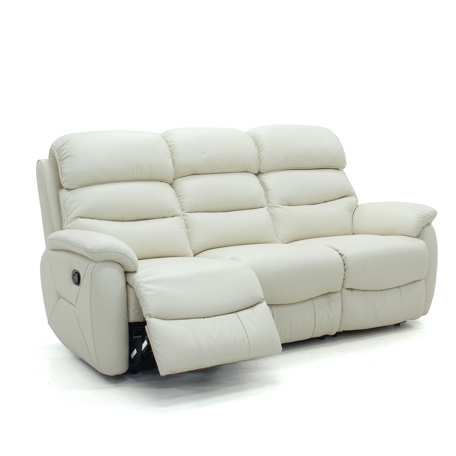 Box Type Sofa Designs: Luxury Electric Recliner Sofa Image