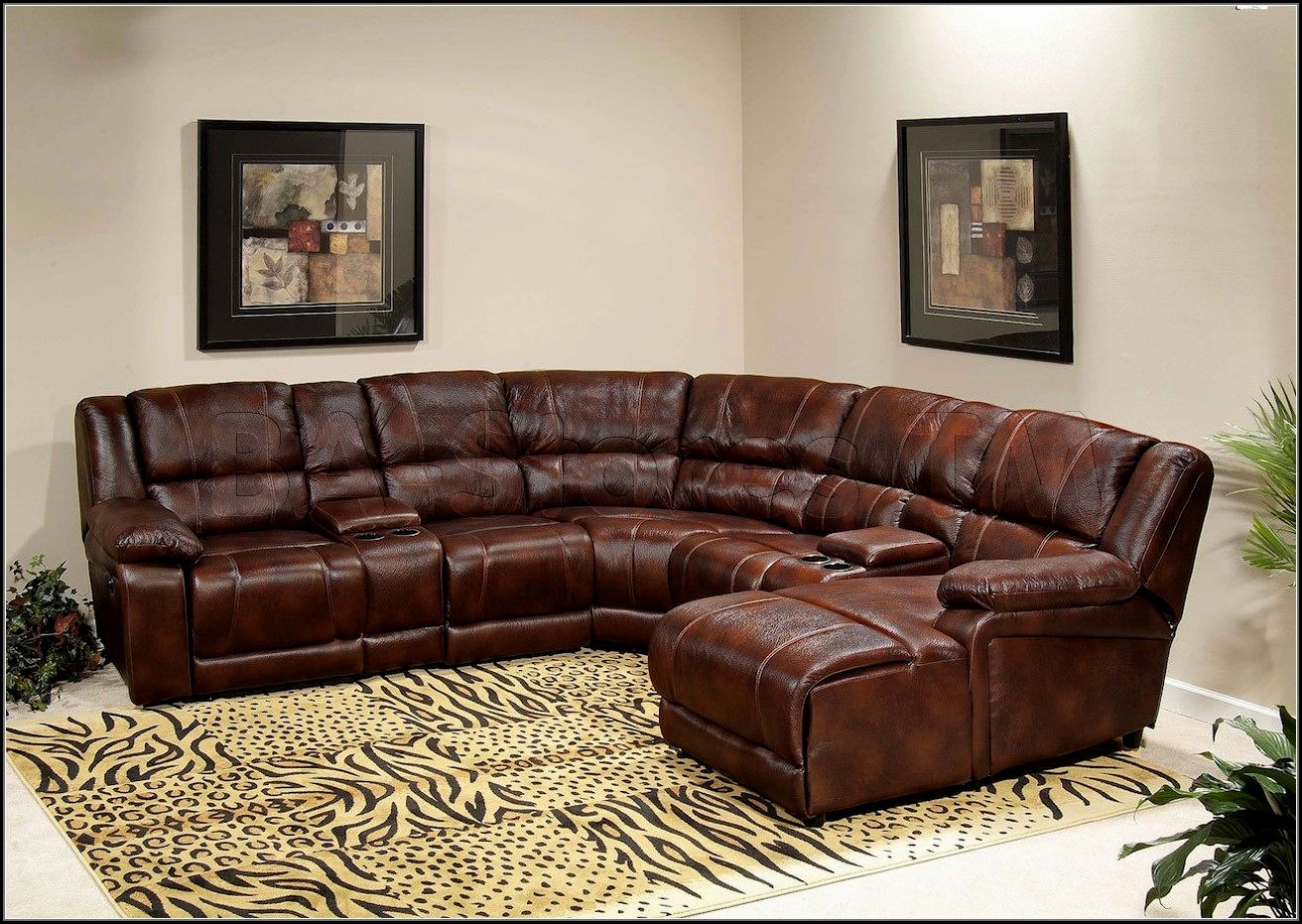 elegant electric recliner sofa design-Luxury Electric Recliner sofa Image