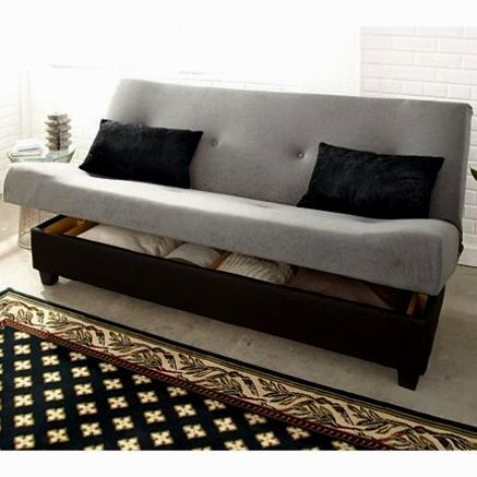 elegant sofa with storage photo-Terrific sofa with Storage Collection