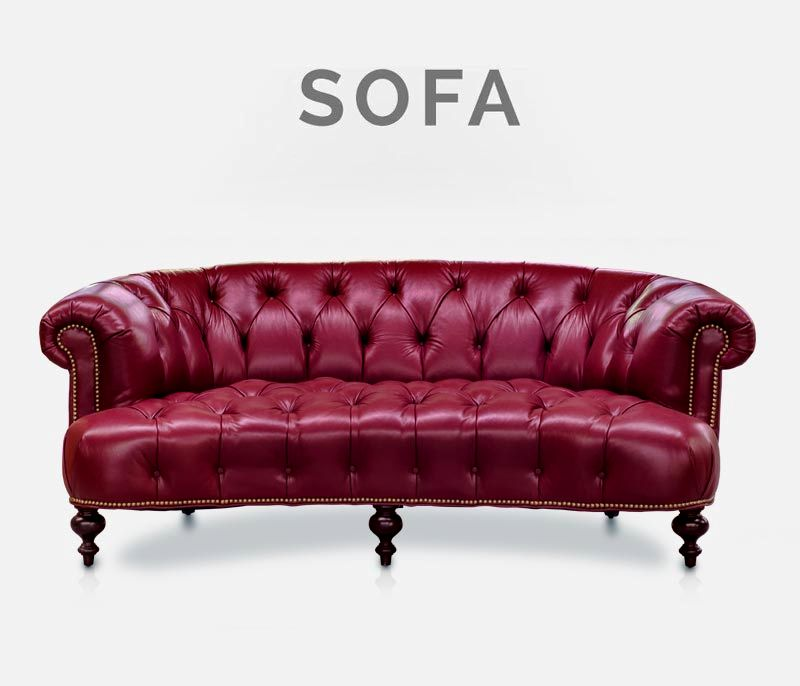elegant tufted chesterfield sofa online-Cute Tufted Chesterfield sofa Collection
