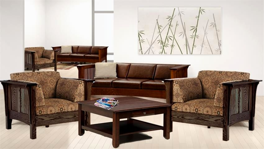 excellent mission style sofa gallery-Elegant Mission Style sofa Decoration