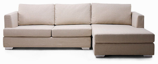 excellent sectional sofa with sleeper photograph-Modern Sectional sofa with Sleeper Concept