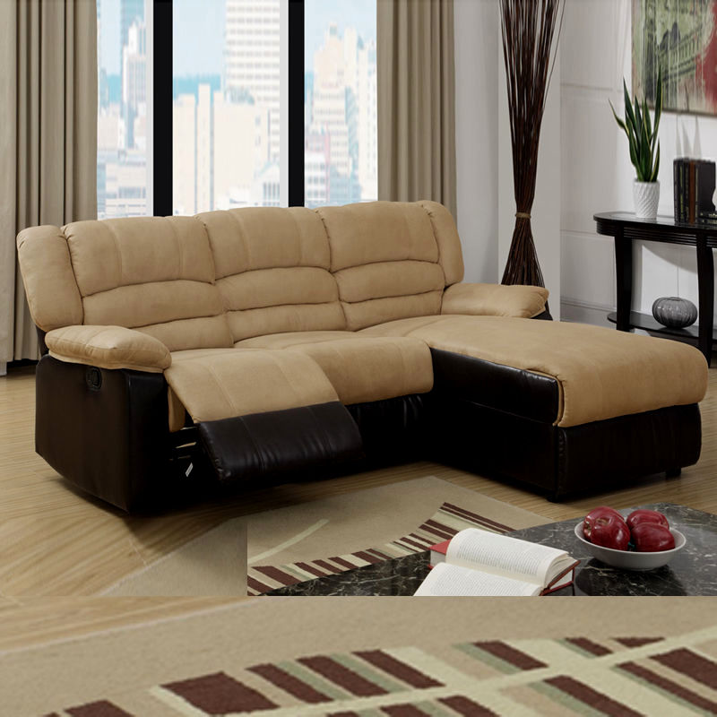 fancy reclining sectional sofas image-Finest Reclining Sectional sofas Layout