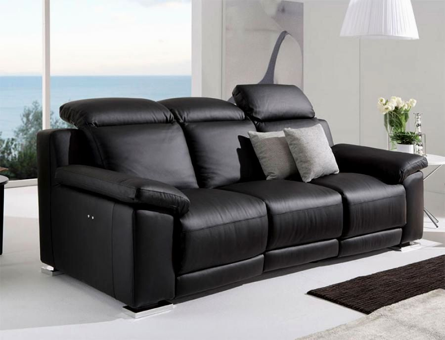 fantastic black leather sofa gallery-Best Of Black Leather sofa Layout