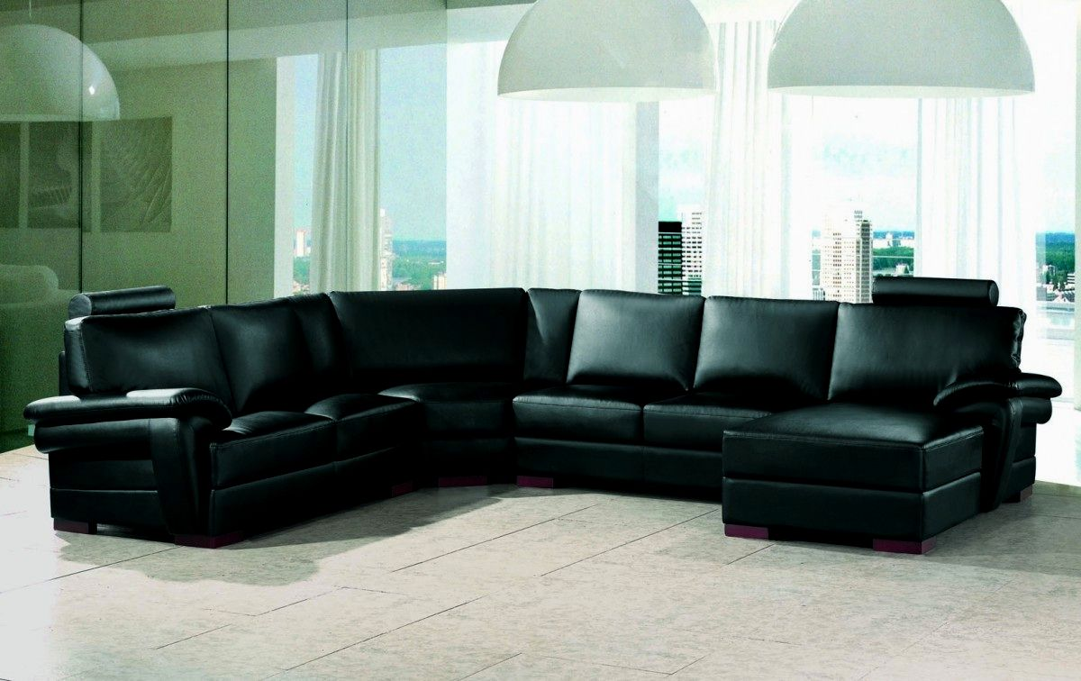 Beautiful Italian Leather Sofa Set Design Modern Sofa