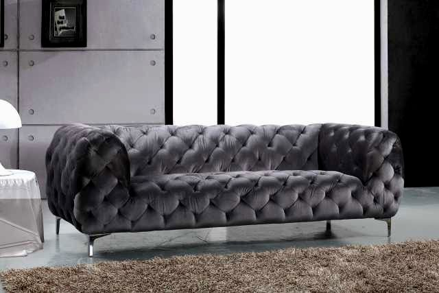 fascinating velvet tufted sofa gallery-Beautiful Velvet Tufted sofa Portrait