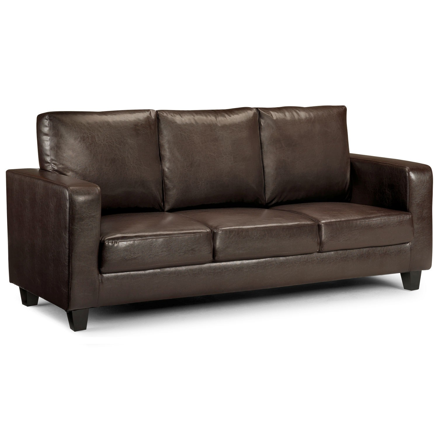 Faux Leather sofa Fascinating Matthew 3 Seater Faux Leather sofa Next Day Delivery Matthew 3 Model