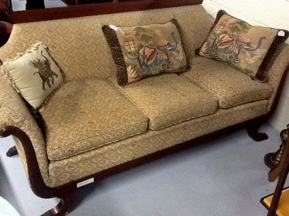 finest duncan phyfe sofa layout-New Duncan Phyfe sofa Model