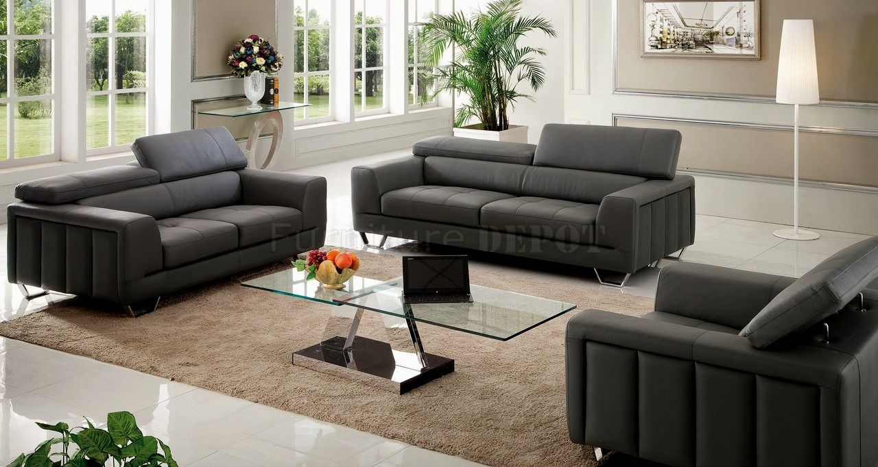 finest gray leather sofa architecture-Beautiful Gray Leather sofa Décor
