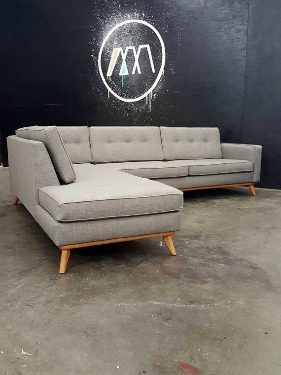 finest mid century modern sectional sofa wallpaper-Modern Mid Century Modern Sectional sofa Concept