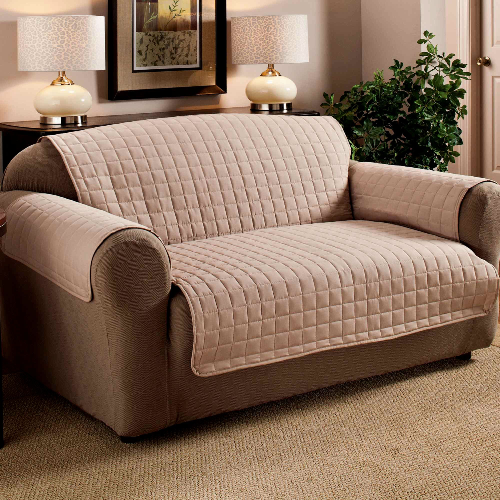 fresh camelback leather sofa image-Fresh Camelback Leather sofa Decoration