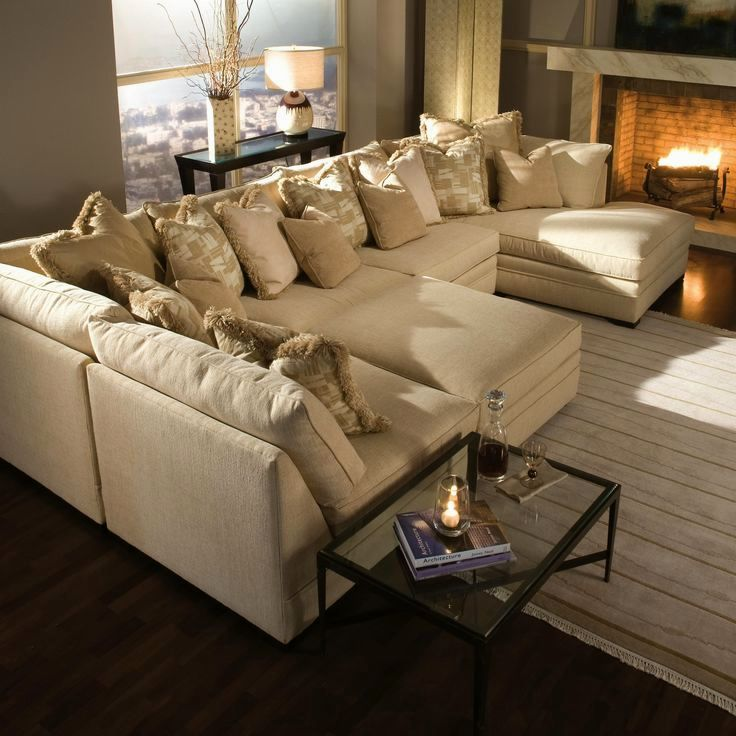 fresh u shaped sectional sofa with chaise concept-Unique U Shaped Sectional sofa with Chaise Image