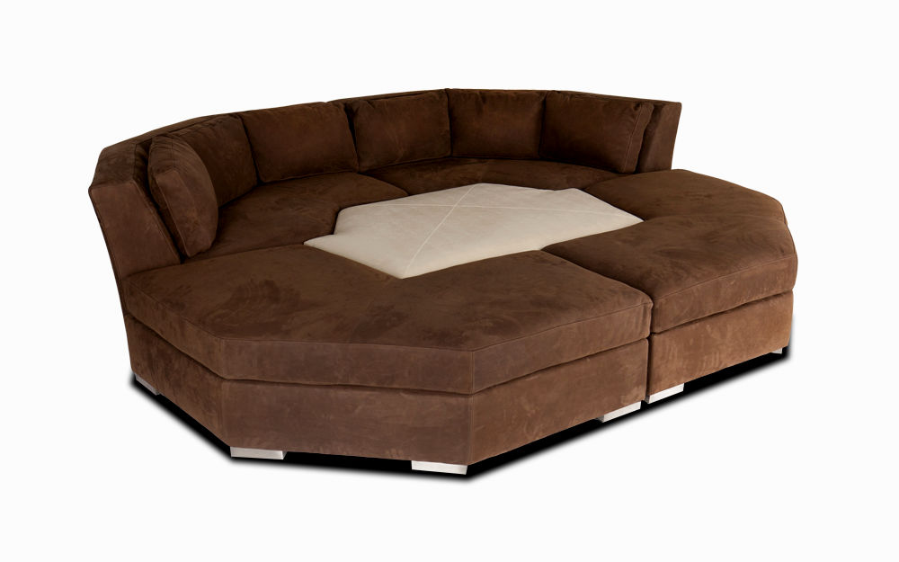 fresh u shaped sofa image-Modern U Shaped sofa Photo