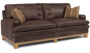 Full Grain Leather sofa Stunning Full Grain Leather sofa sofas Throughout Prepare 4 Bitspin Design