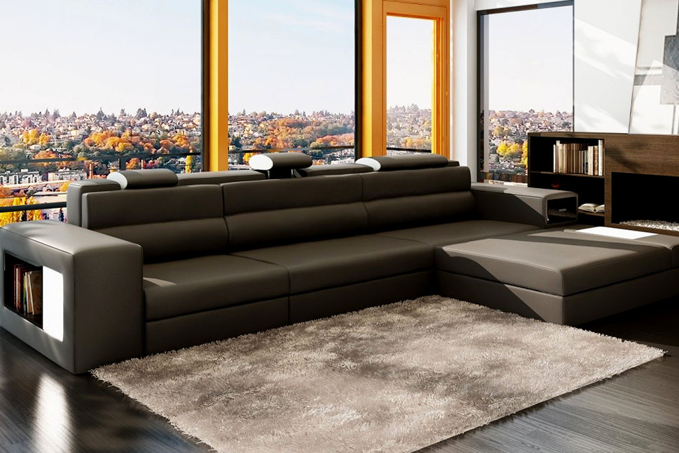 incredible grey sectional sofa ideas-Elegant Grey Sectional sofa Design
